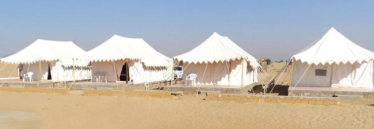 Air conditioned Tents Accommodation 2 nights Package