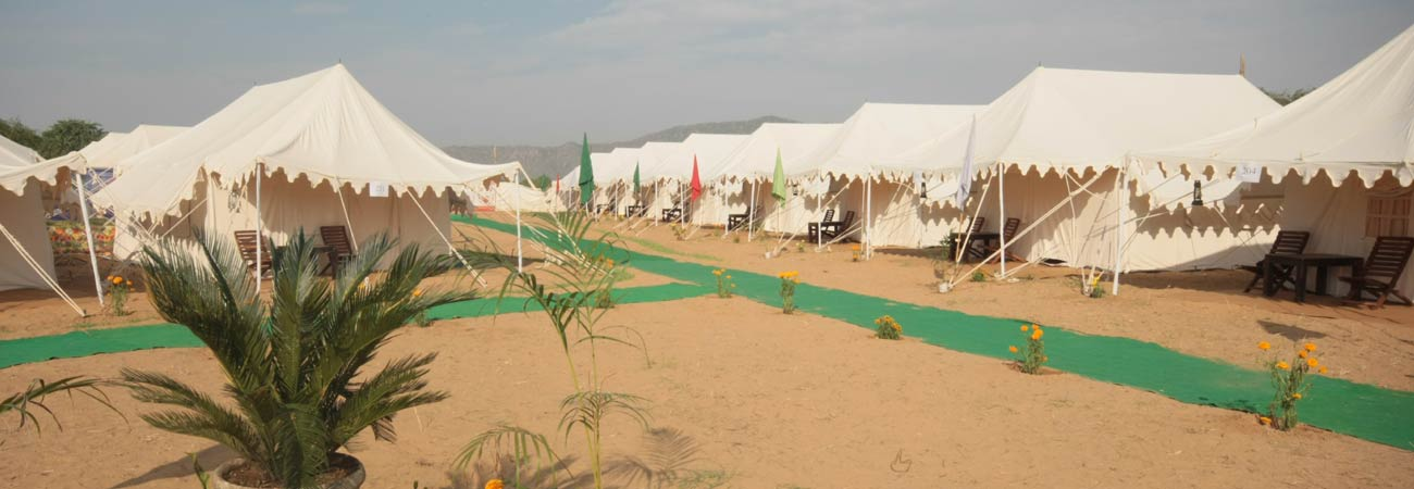 Pushkar Tent Stay
